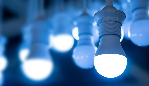 budget électricité mensuel leds