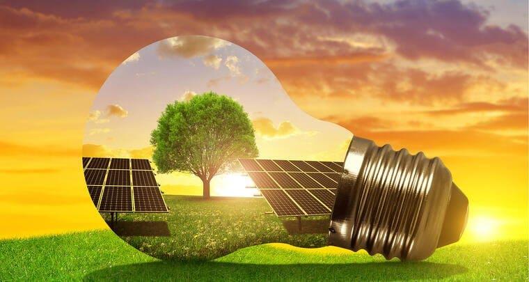 electricite ecologique - energie solaire panneaux solaires